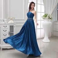 2014 Elegant Blue Formal Dresses Formal Banquet Dress  Prom Dress Party Dress (Aqua Blue) Under $50 Free Shipping