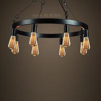American style pendant light vintage pendant light iron lamps