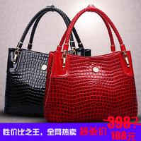 2014 Crocodile women's for fashion handbag personalized