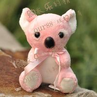 Australia koala bear cinereus super soft wool wedding gift kl12