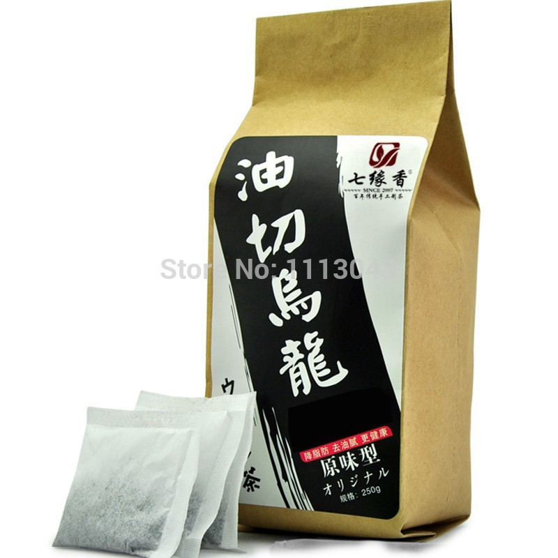 Oolong Tea Black oolong tea premium illogically 250g Free shipping
