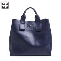 2014 casual fashion first layer of cowhide handbag messenger bag genuine leather bag handbag women's trend