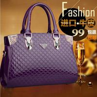 Genuine leather women's bags 2014 autumn and winter fashion women's handbag big bag trend handbag cowhide messenger bag