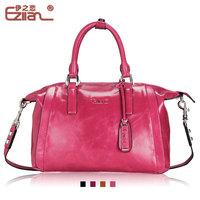 Women's handbag 2014 real leather bag genuine leather handbags big bag Female handbag Free shipping