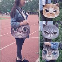 Fashion Animal pet  bag messenger bag soft women's handbag shoulder bag 42cm width 37cm height