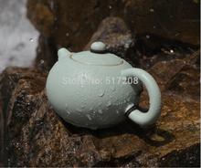 Chinese handmade xi shi tea pot ceramic tea set ruyao craft beautiful tea pot of high
