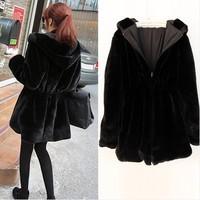 2014 plus size wommen's fashion winter coat cotton-padded jacket preppy style winter outerwear wadded jacket