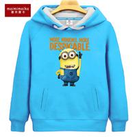 Children's clothing sweatshirt autumn and winter outerwear