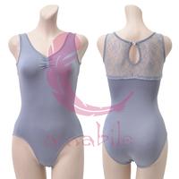 Ballet dance fitness leotard 2 spaghetti strap al0199 coverall