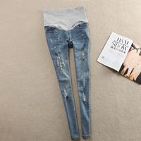 Maternity Jeans Plus Size Elastic High waist Pants Leggings Jeggings for Pregnant Women Fashion Cheap Clothing M L XL XXL