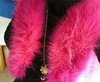 2015 spring faux vest bulkness small fur vest fur design short outerwear