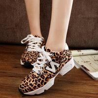 N letter casual shoes breathable sport shoes forrest gump running platform shoes women's shoes