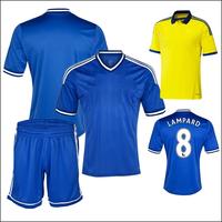 2014 soccer jersey set training suit short-sleeve shirt diy football jersey free shipping