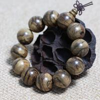 Flower qi nan bracelets phoebe dapperly beads bracelet aroma natural bracelet Buddha beads