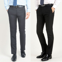 hot sale 2014 new men pant casual thermal business cargo pants sarouel long suit trousers ,Men's Clothing