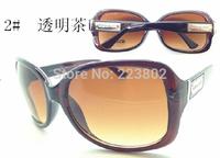 wholesale female Eyewear lady's vintage glasses women's michael sunglasses classic style anti-uv sunglass all-match Eyewear