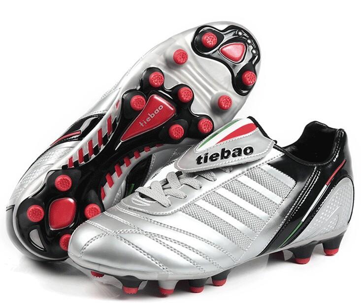 Botas de futebol 2014 sapatos de futebol gel hg spikes quebrados spikes ag de futebol profissional formação sapatos sapatos de desporto(China (Mainland))