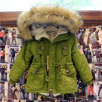 2014 Brand Children Down Jacket children outerwear Warm boy coat winter jacket for boy children's winter jacket Cashmere