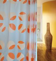 2014 new free shipping Peva waterproof shower curtain shower curtain 180*180  180*200cm