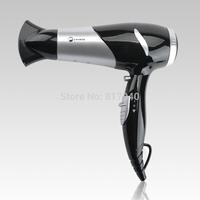 Wholesale Free Shipping high power 2200w Nano Titanium Turbo professional  Salon bathroom Hair Dryer Red Only 220-240V Stock