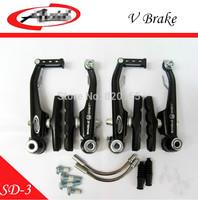 Bicycle V Brake Caliper Brake Set MTB Road Bike  Brake Bicycle Parts Accessories