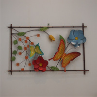 wrought iron wall hangings fashion rustic muons romantic wall hanging