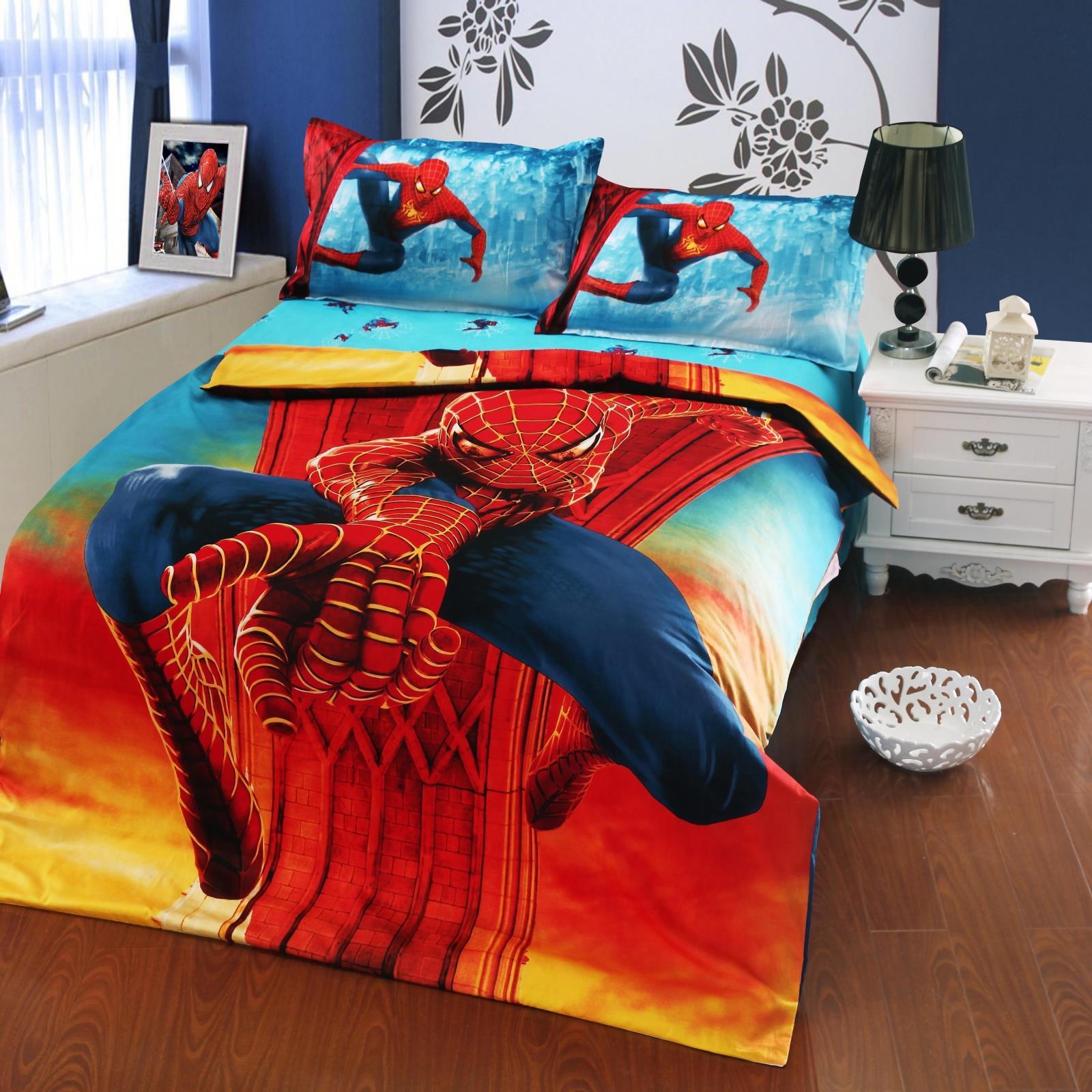 line Get Cheap Spiderman forter Set Full Aliexpress