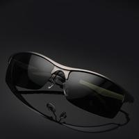 2014 polarized sunglasses male sunglasses sports mirror fishing glasses ultra-light anti-uv