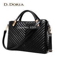 Trend women's handbag 2014 fashion bags pearlizing meters embroidery handbag female shoulder bag platinum