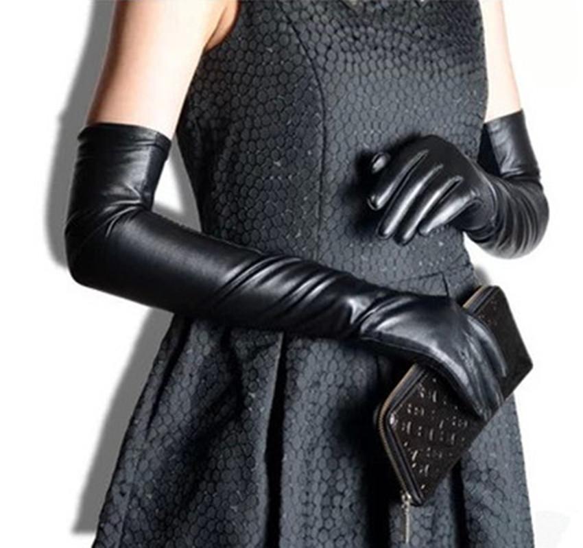 перчатки целлофановые