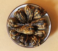 [GRANDNESS] 30 pcs Tower Shape * 2014 Fengqing Yunnan black tea 100% Handmade tea dian hong gold premium DianHong black tea 100g