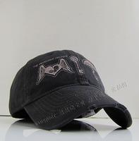 big boy Baseball cap men hat fashion casual cap spring and autumn black