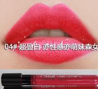 HOT SALE 12pcs/lot matte lipstick 36 colors velvet high quality waterproof lip gloss colors big discount