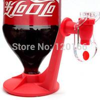 Cola bottle water dispenser switch desktop mini water dispenser