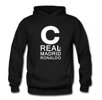 Men's winter sweatshirts hoodie jacket C Lo Real Madrid on the 7th of football