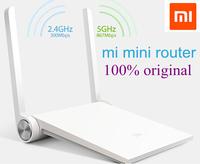 100% original best service Xiaomi Router Mini mi router dual-band 2.4GHz/5GHz Maximum 1167mbps support Wifi 802.11 AC