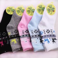 New Cute Children socks Combed cotton Hot-selling socks/ Kid boys girls Slip-resistant Cartoon Floor Socks 6-8 Years Child socks