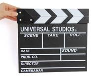 YE Filmmaking Director Board Movie Clapperboard Studio Filming Accessories