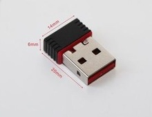 New Wireless 150Mbps USB Adapter WiFi 802.11n 150M Network Lan Card Jecksion(China (Mainland))