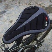 Free shipping Velo silica gel cushion cover shock absorption mountain bike cushion bicycle zero accessories seat ride