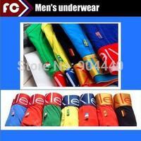 10Pcs/Lot Brand Men's Sexy Underwear Men Flag Boxer Shorts Man Cuecas Bikini Mens Undies Ropa Interior Hombre Calzoncillos ML XL