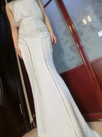 Self-portrait series high quality silk one-piece dress
