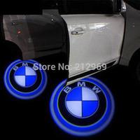 1pair Car door Welcome Light Laser Projector Logo light Ghost Car Door Shadow Lighting