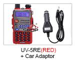 Special Price UV5R two way dual band radio fm radio repeater