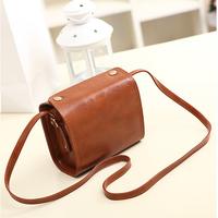 2014 fashion mini cross-body messsenger bag fashion vintage women's handbag Free Shipping!