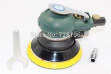 5 polegada 125 mm pneumático sander pneumática máquina de polir air lixadeira orbital aleatório polisher ferramenta(China (Mainland))