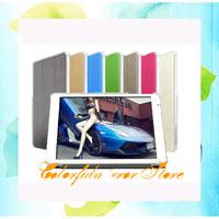 For Cube Talk79 Talk 79 U55GT-C8 Octa Core Smart Cover Fashion Slim Leather Folio Case Stand FreeShipping