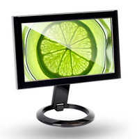 I09: High Performance 8.9 Inch USB Monitor +Free Shipping