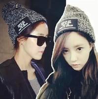 2014 Newest Cheap promotion Fashion men Running man beanie haha bowller knitted hat for women  winter skullies beanies