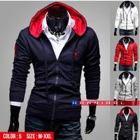 top fashion  2014 men hoodies winter sports survetement outdoors moleton casual hoodies & sweatshirts long bape jacket